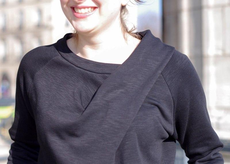 Bowline Sweater - Papercut - Melanie (2)