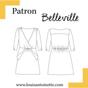 dessin-technique-robe-belleville-louis-antoinette-paris-mode-femme